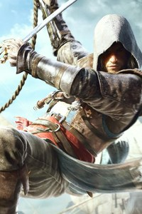 Edward Kenway In Assassins Creed 4