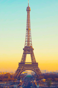 2160x3840 Eiffel Tower Hd