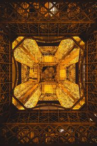 800x1280 Eiffel Tower Paris France Abstract 5k