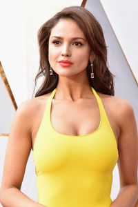Eiza Gonzalez At Oscars 2018 4k