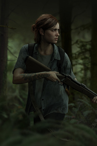 Elle The Last Of Us Part 2 5k