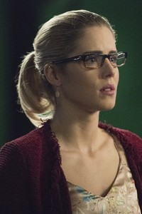 Emily Bett Rickards As Felicity Smoak In Arrow