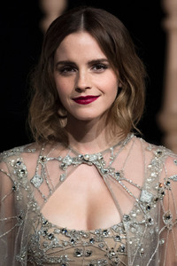 Emma Watson In The Beauty And The Beast Premiere In Shanghai