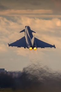 800x1280 Eurofighter Typhoon Hd