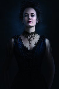 1440x2960 Eva Green In Penny Dreadful 4k