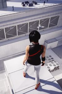 1280x2120 Faith Connors Mirrors Edge Catalyst
