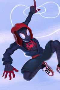 360x640 Fan Art Spider Man