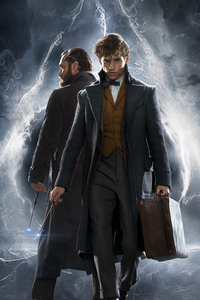 640x1136 Fantastic Beasts The Crimes Of Grindelwald
