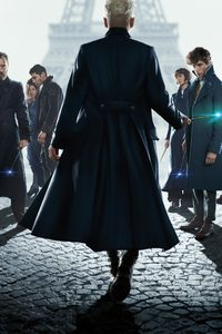 240x400 Fantastic Beasts The Crimes Of Grindlewald 2018 8k
