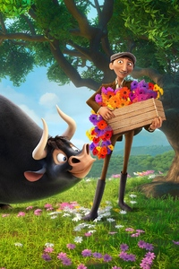 320x568 Ferdinand Blue Sky Studios Animated Movie 4k