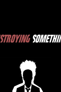Fight Club Typography