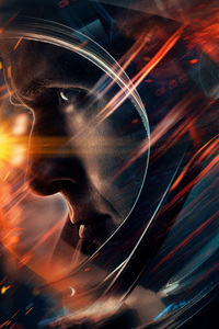 480x800 First Man 2018 Movie