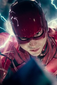 Flash Justice League Hd