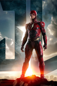 540x960 Flash Justice League Unite 2017