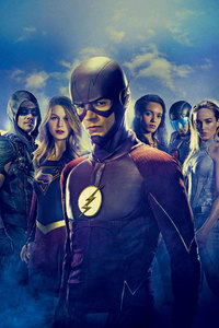 Flash Supergirl Arrow Tv Series