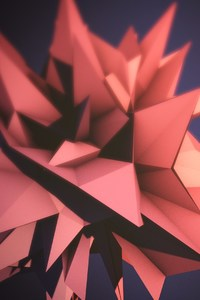 540x960 Flower Abstract Vector