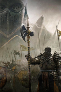 For Honor Artwork