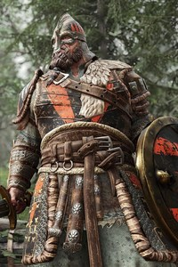 For Honor Harrowgate Watchful Viking