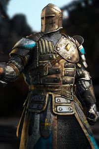 For Honor Warden