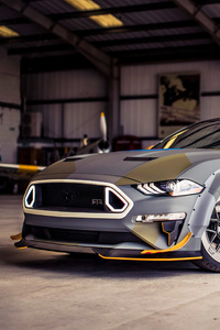 800x1280 Ford Eagle Squadron Mustang GT 2018