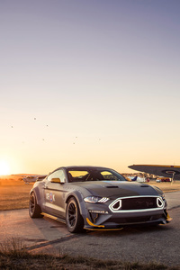 720x1280 Ford Eagle Squadron Mustang GT