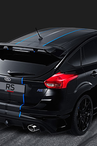 Ford Focus RS Performance Parts 2017