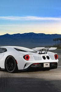 320x480 Ford GT 2017 4