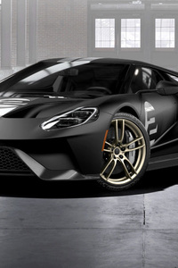 Ford GT 66 Heritage Edition Side View