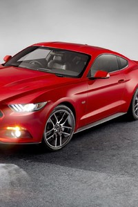 720x1280 Ford Mustang 2016