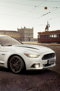Ford Mustang 8k