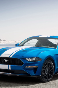 480x800 Ford Mustang EcoBoost Performance Pack 1 2018