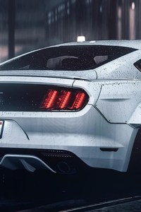 720x1280 Ford Mustang GT 2016