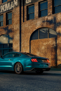 320x568 Ford Mustang Gt 2019 4k