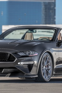 Ford Mustang GT Convertible 4k