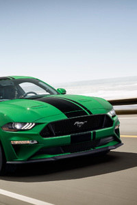 640x1136 Ford Mustang GT Fastback 2018