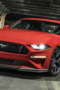 Ford Mustang GT Performance Pack Level 2 2018 4k