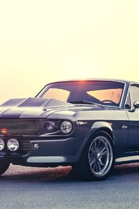 Ford Mustang Muscle Car