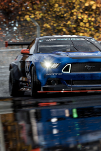 320x568 Ford Mustang RTR Project Cars 2 4k