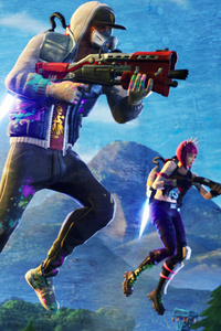 2160x3840 Fortnite 2018 Game