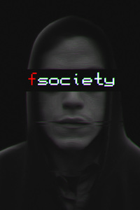 240x400 Fsociety Mr Robot
