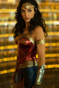1280x2120 Gal Gadot Wonder Woman 1984 Movie