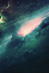 750x1334 Galaxy Spacescapes 4k