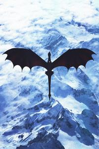 540x960 Game Of Thrones Dragon Artwork