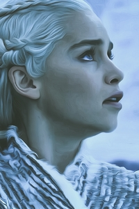 1440x2560 Game Of Thrones Season 8 Daenerys Targaryen