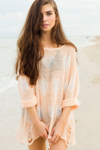 540x960 Girl On Beach 2