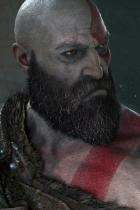 God Of War 4 E3 2017