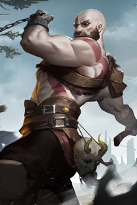 God Of War Fanartwork