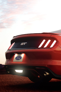 Gran Turismo Sport Ford Mustang