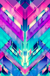 360x640 Graphics Digital Art Abstract