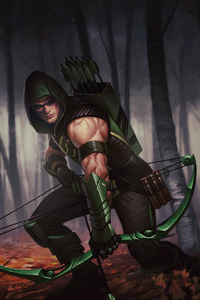 Green Arrow 5k
